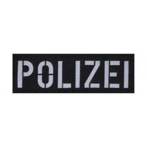 Polizei Patch klein