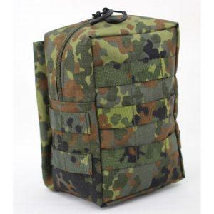 Reißverschlusstasche Standard Multislot M